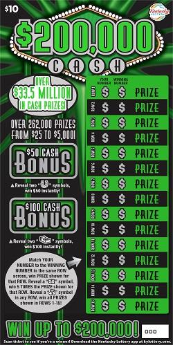 $200,000 Cash