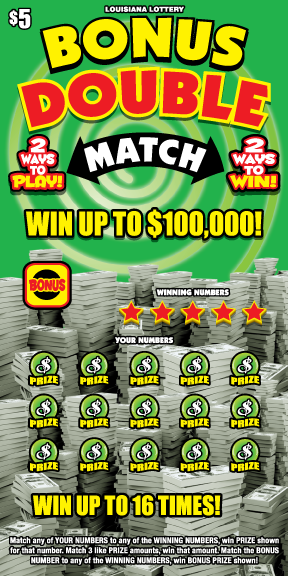 Bonus Double Match