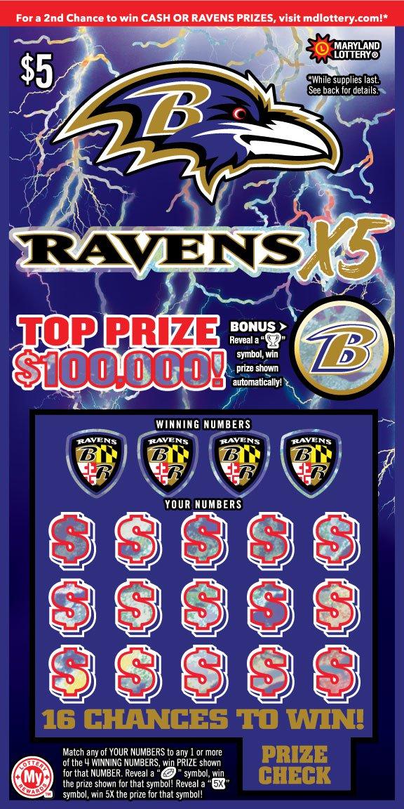 Ravens X5