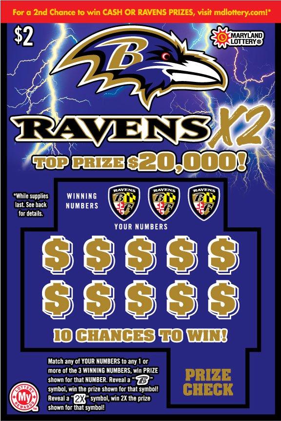 Ravens X2
