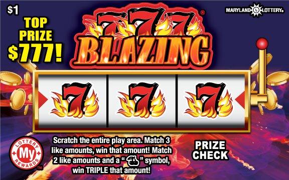 Blazing 777®