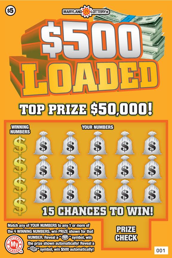 $500 Loaded