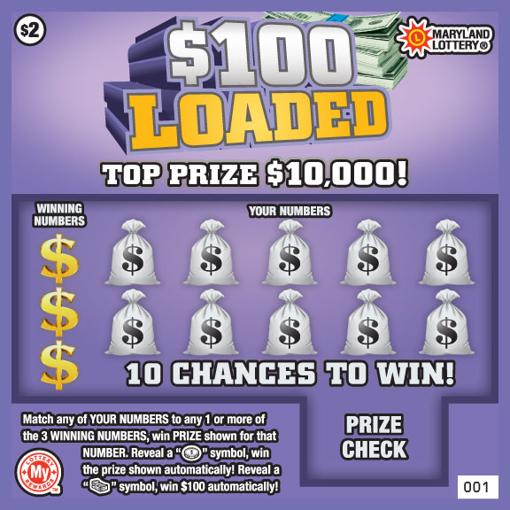 $100 Loaded