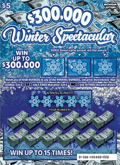 $300,000 Winter Spectacular