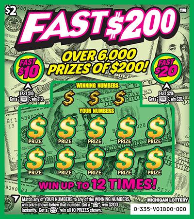 Fast $200