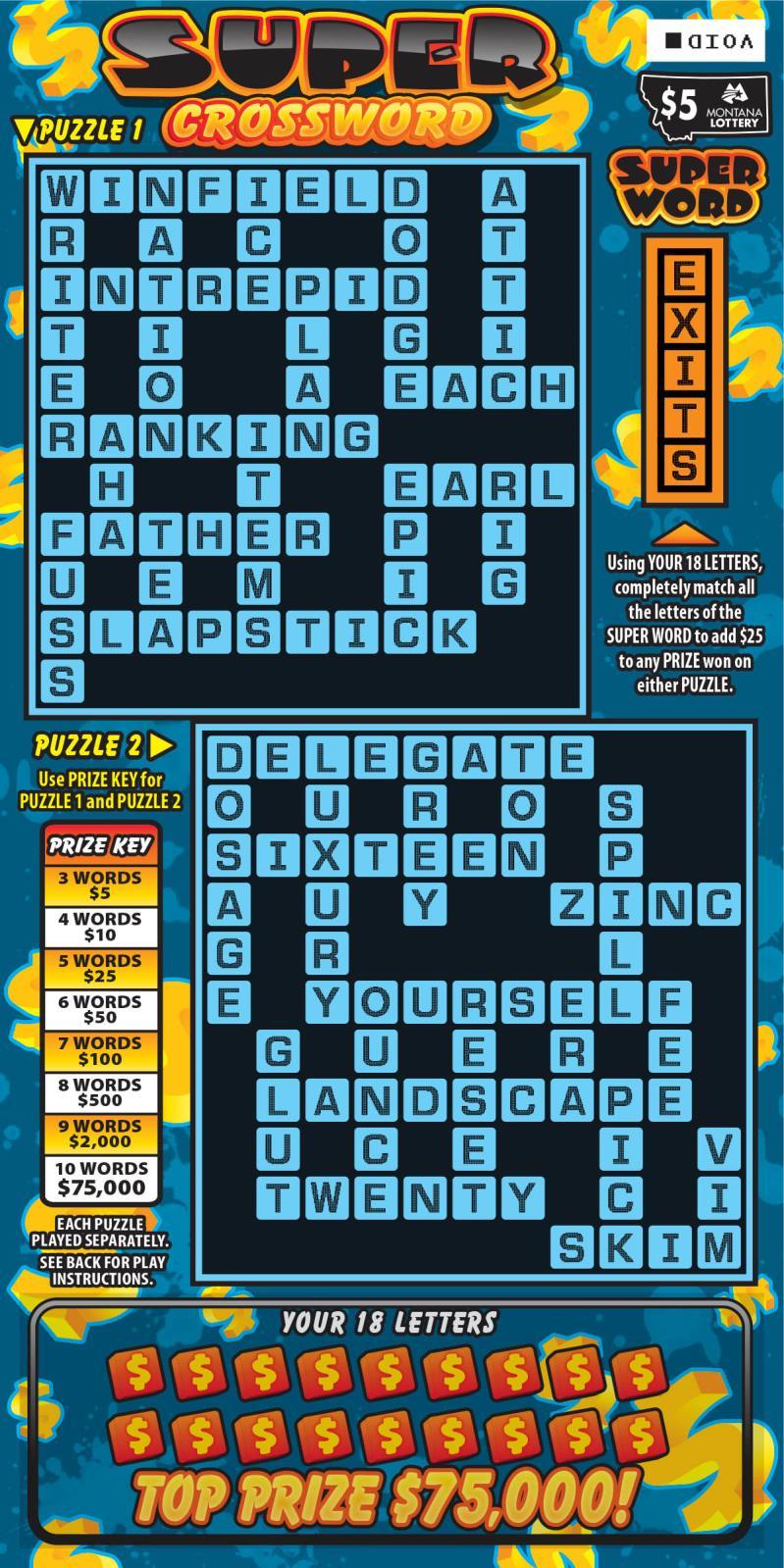 Super Crossword