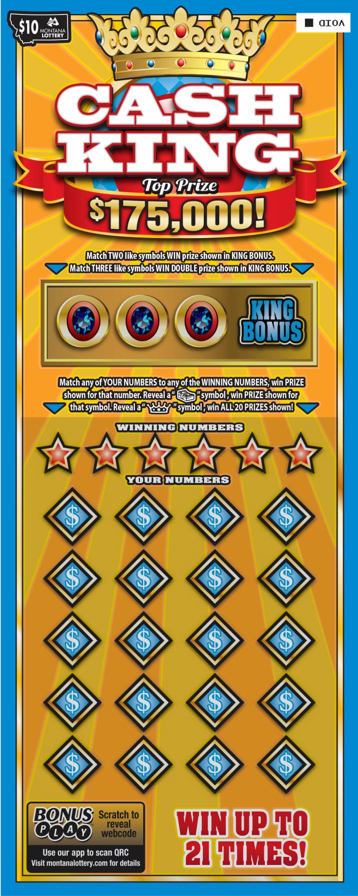 King Bonus