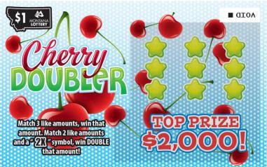 Cherry Doubler 1182