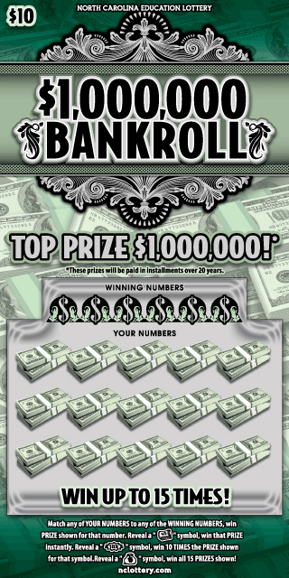$1,000,000 Bankroll