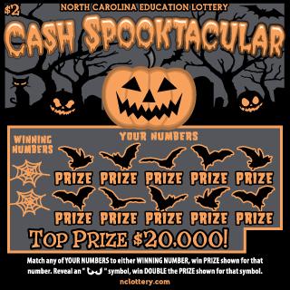 Cash Spooktacular