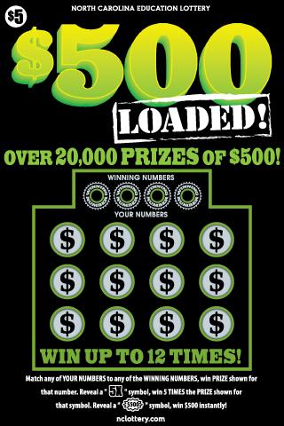 $500 LOADED!