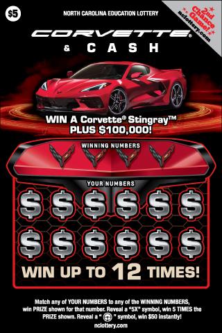 Corvette® & Cash