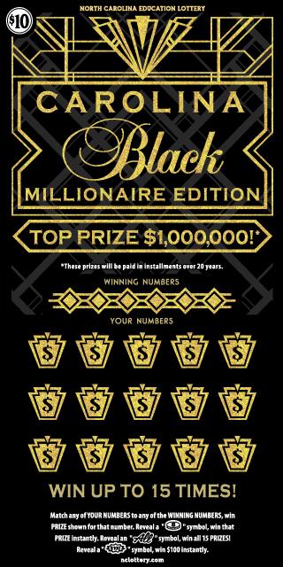 Carolina Black: Millionaire Edition