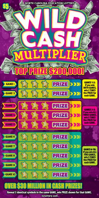 Wild Cash Multiplier