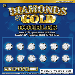 Diamonds & Gold Doubler