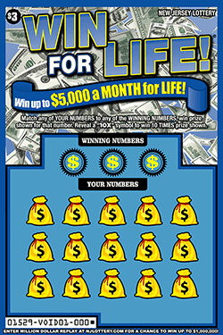 Win For Life!