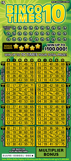Bingo Times 10