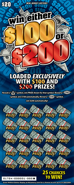 Win Either $100 Or $200