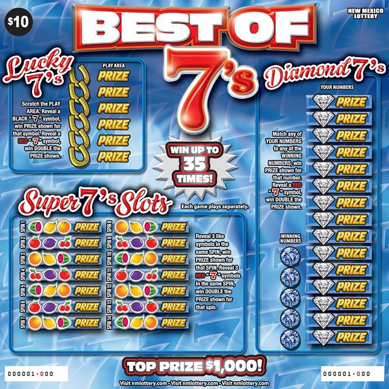 Best of 7's