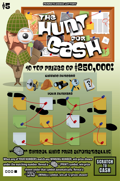 The Hunt for Cash