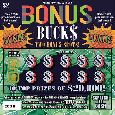 Bonus Buck$