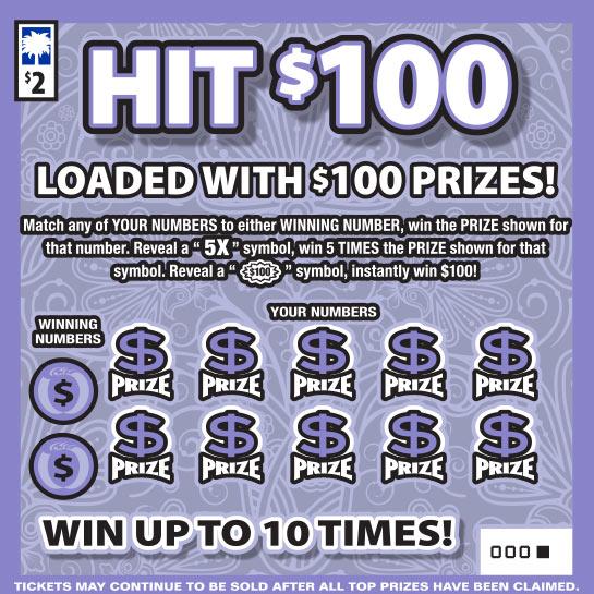 Hit $100