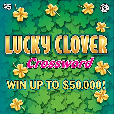LUCKY CLOVER CROSSWORD