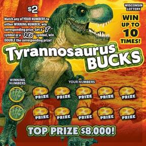 Tyrannosaurus BUCKS