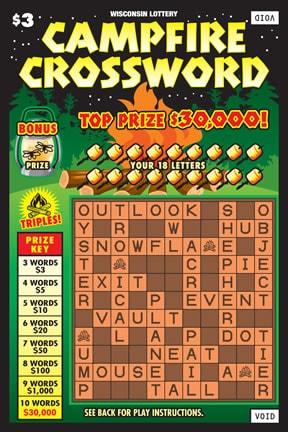 Campfire Crossword