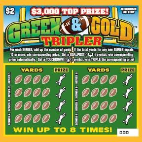 Green & Gold Tripler