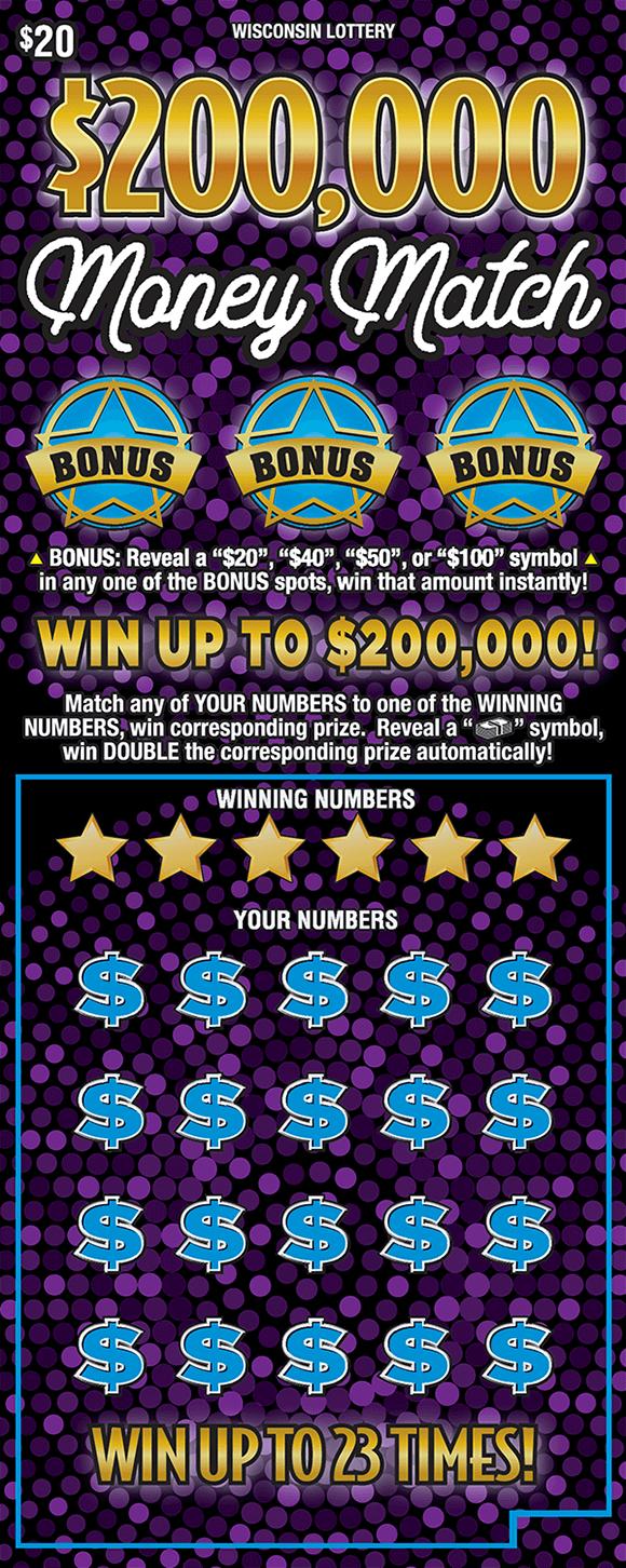 $200,000 MONEY MATCH