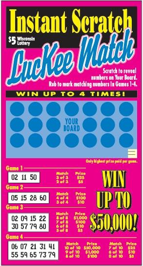 Luckee Match
