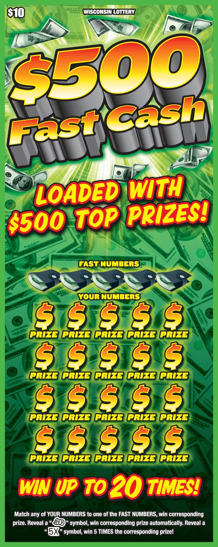 $500 FAST CASH