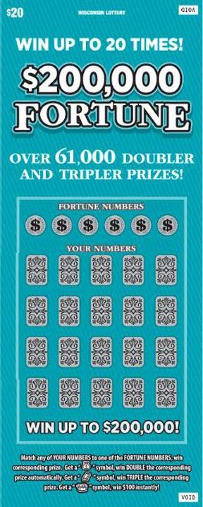 $200,000 Fortune