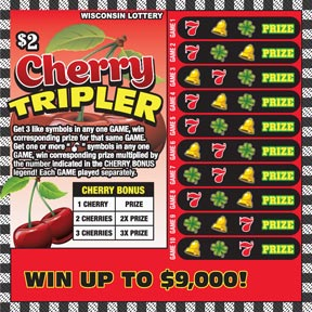 Cherry Tripler