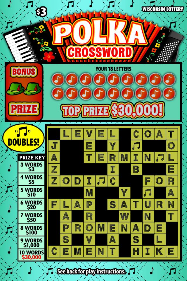 Polka Crossword