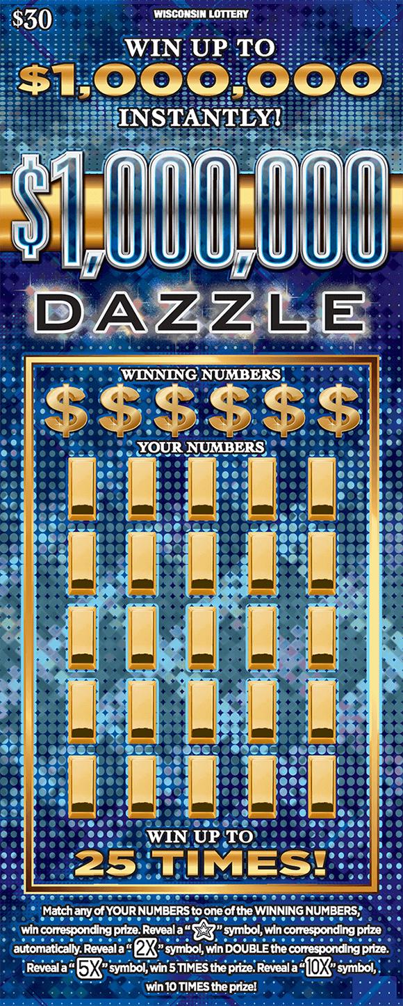 $1,000,000 DAZZLE