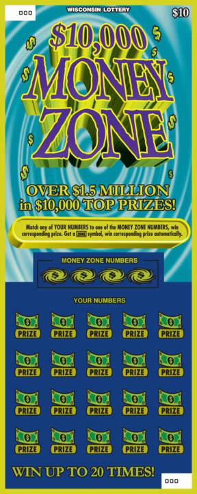 $10,000 Money Zone