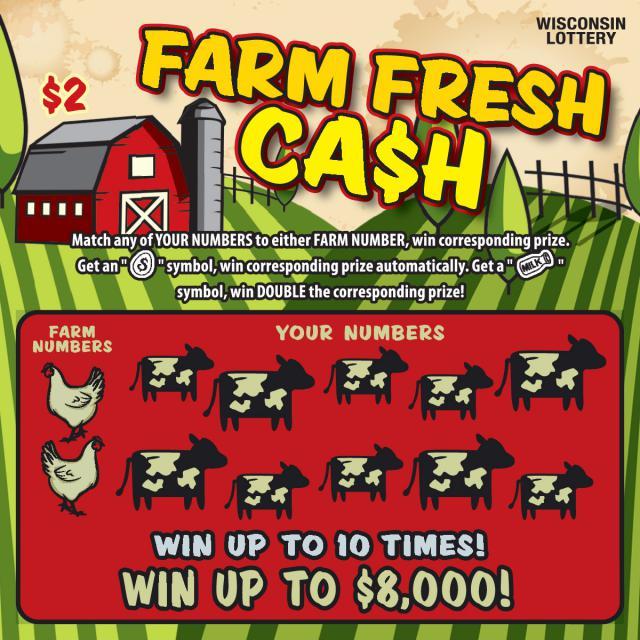 Farm Fresh Cash