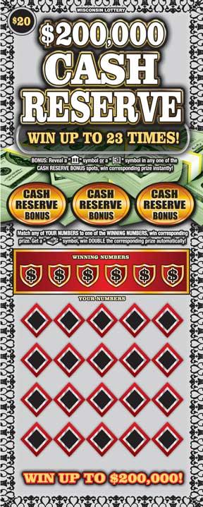 $200,000 Cash Reserve