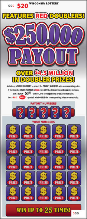 $250,000 Payout