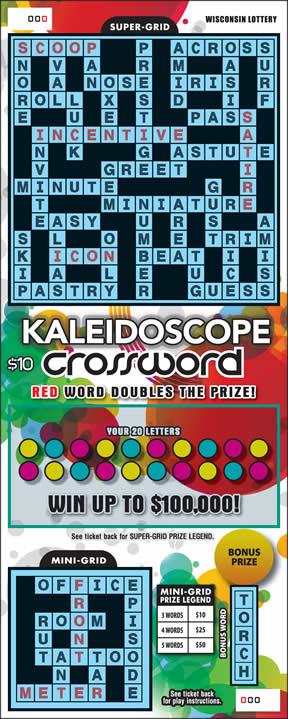 Kaleidoscope Crossword