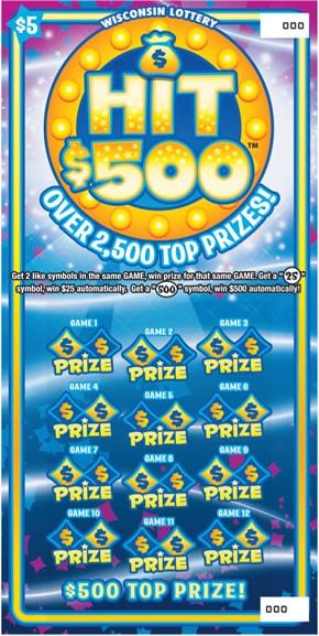 Hit $500