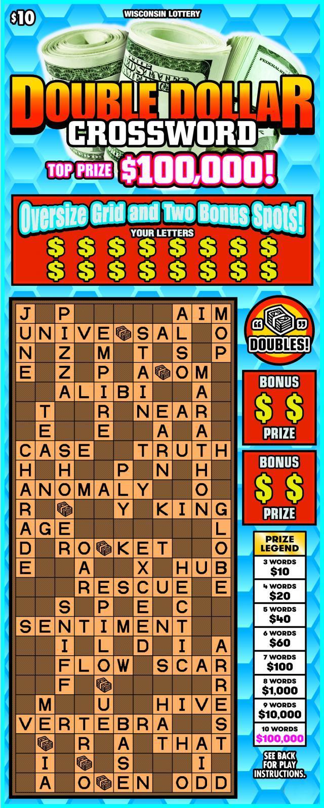Double Dollar Crossword