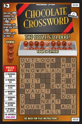 Chocolate Crossword
