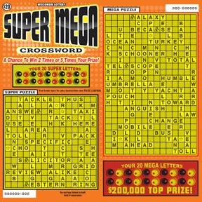 Super Mega Crossword