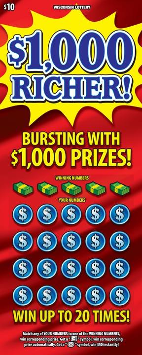 $1,000 Richer!