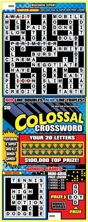 Colossal Crossword