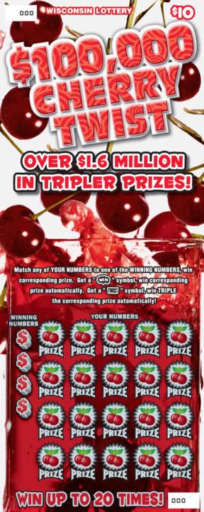 $100,000 Cherry Twist
