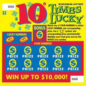 10 Times Lucky™